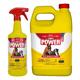 Durvet Power Fly Spray and Wipe 128 oz