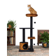 Kitty Power Paws Tiger Tower Cat Furniture