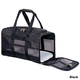 Sherpa Original Deluxe Black Pet Carrier Small