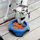 JW Pet Skidstop Slow Feed Pet Bowl Medium