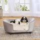 Enchanted Home Pet Plush Hudson Sofa Dog Bed