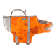 Hurtta Life Savior Orange Camo Dog Jacket 80-160lb