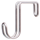 Mustang Zinc Plated Tack Hook 10in