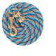 Weaver Original Poly Lead Rope Twist French Blue