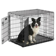 Ultima Pro Double Door Professional Dog Crate 49In