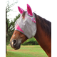 Cashel Breast Cancer Fly Mask with Ears Arab/Cob