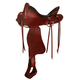 Big Horn Small Hands Endurance Saddle 17in