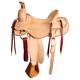 Big Horn Cheyenne Ranch Rider Saddle 17in
