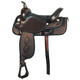 Big Horn Synthetic Flex Full QH Trail Saddle 17in