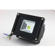 IBA LED Commercial Grade 10W Flood Light 120 volts
