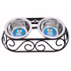 Luxe Craft Oval Crown Double Dog Diner 64oz