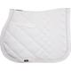 CATAGO Diamond All Purpose Saddle Pad White