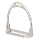 Tough1 Chrome Plated Stirrup Irons 4.75 Inch