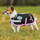 WeatherBeeta 1200D Dog Parka Breast Cancer 32