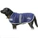 WeatherBeeta Thermic Dog Coat 32 Navy/Gray/White