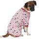 Petrageous I Love Paris Dog Pajamas Small