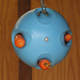 Shires Carrot Ball Horse Toy