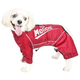 Helios Hurricanine Full Body Dog Coat XSmall Red