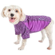 Pet Life Active Warf Speed Dog Tee XSmall Purple