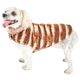 Pet Life Luxe TiraPoochoo Mink Dog Coat XSmall