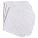 Tough-1 Basic Quilted White Leg Wraps 16In
