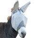 Cashel Crusader Mule Fly Mask with Ears Grey Warmb
