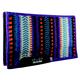 PC Comfort-Fit SMx Felt Quartz Saddle Pad 33x38