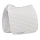 Weatherbeeta Prime Dressage Saddle Pad White