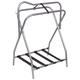 Tough1 Folding Saddle Rack 2-Pack Silver