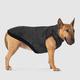 Canada Pooch Grey No Authority Dog Hoodie 18
