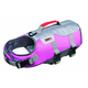 AquaFloat Dog Life Vest XXSmall Pink/Silver