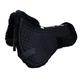 Majyk Full Fleece Half Pad with Shims White
