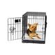 KH Mfg Self-Warming Mocha Dog Crate Pad 37x54