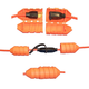 Cord Connect Water-Tight Cord Lock Orange
