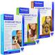 Iverhart Plus Dog 1-25 lbs Blue 6 Tablets