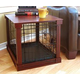 Merry Products Pet Cage with Crate Cover  Small