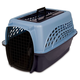 Petmate Medium 2-Door Top Load Pet Kennel Blue