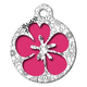 Flower Power Pet ID Tag Small