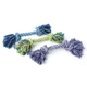 Multipet Nuts for Knots Rope Dog Toy 6 Inch