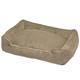 Jax and Bones Honey Corduroy Lounge Dog Bed XLarge