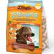 Zukes Z-Bone Carrot Edible Dental Dog Chew Regular