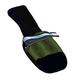 Fleece Lined Muttluks Green Dog Boots XXX-Small