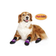 Fleece Lined Muttluks Purple Dog Boots XXX-Small