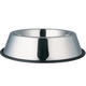 Indipets Stainless Steel No-Tip Dog Bowl 64 OZ