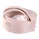 Armarkat Hooded Quilted Light Apricot Cat Bed SM