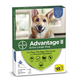 Advantage II for Dogs 6-Month Supply Over 55lb