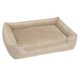 Jax and Bones Fur Velour Lounge Bed Pony XL