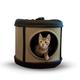 KH Mfg Mod Cat Capsule Tan/Black