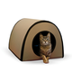 KH Mfg Mod Thermo Kitty Shelter Tan