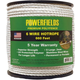 Powerfields Hot Rope 1/4in x 660ft White